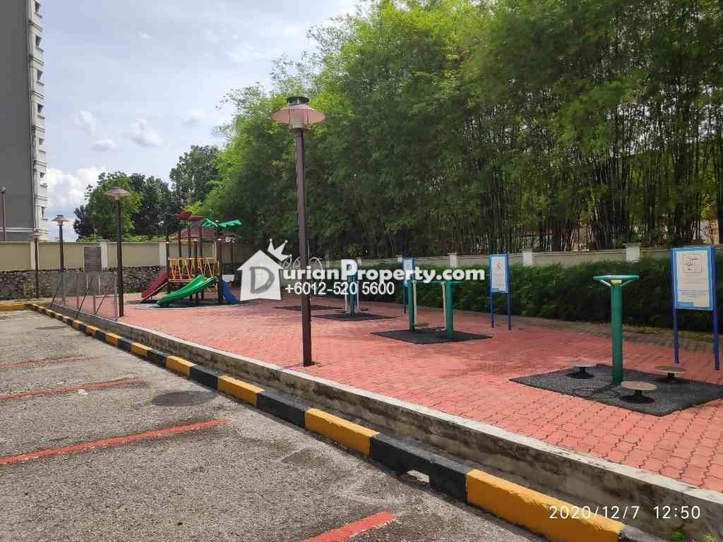 Condo For Auction at Endah Regal, Sri Petaling