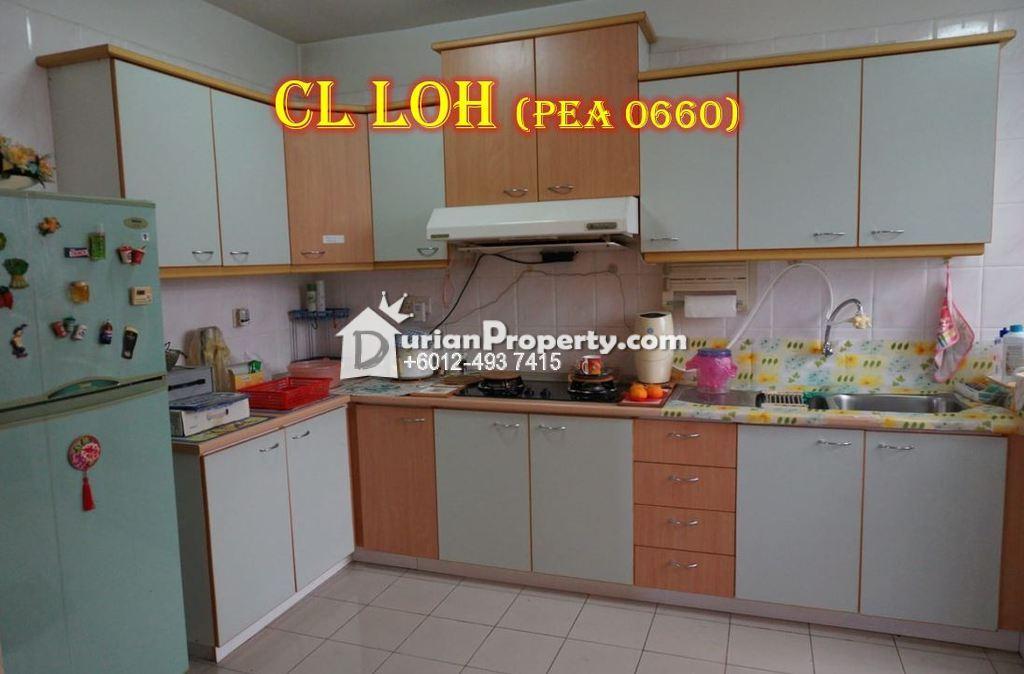 Condo For Sale at Pearl Garden, Sungai Ara