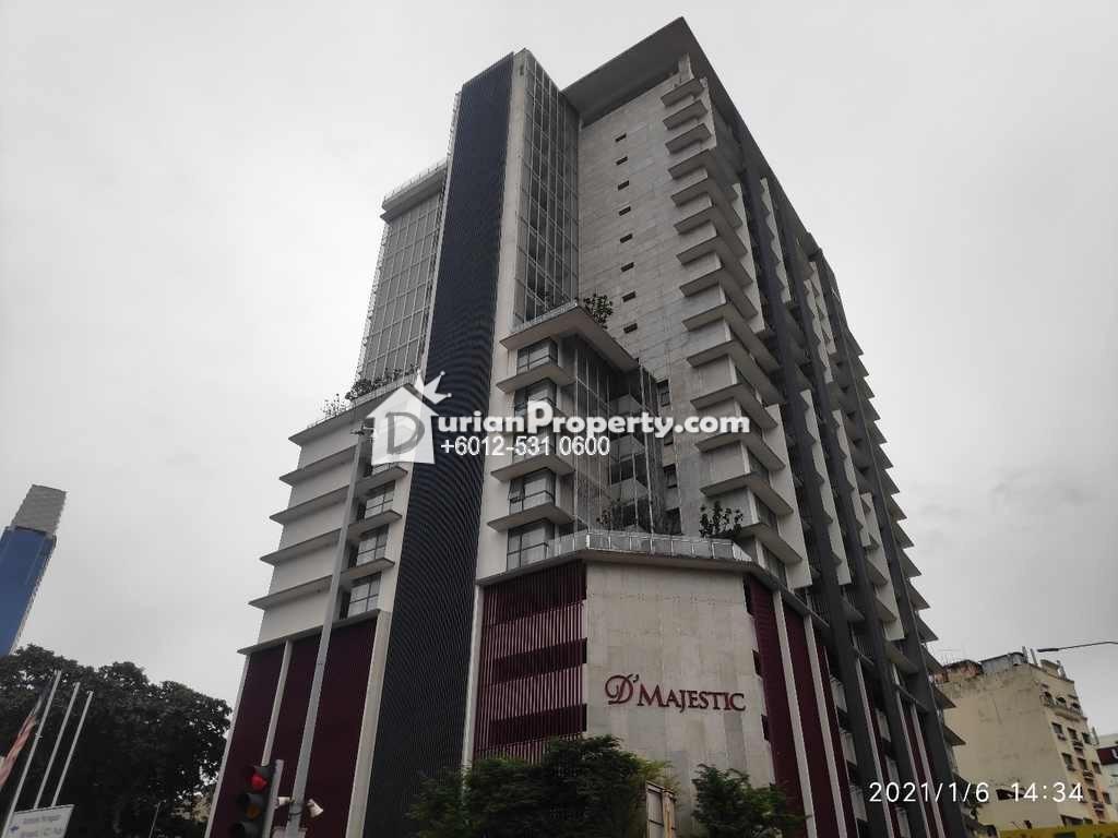 Apartment For Auction at D'Majestic, Pudu