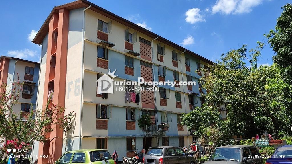 Flat For Auction at Taman Melati, Setapak