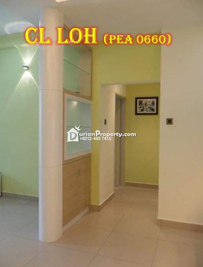 Condo For Sale at Ideal Regency, Bukit Gambier