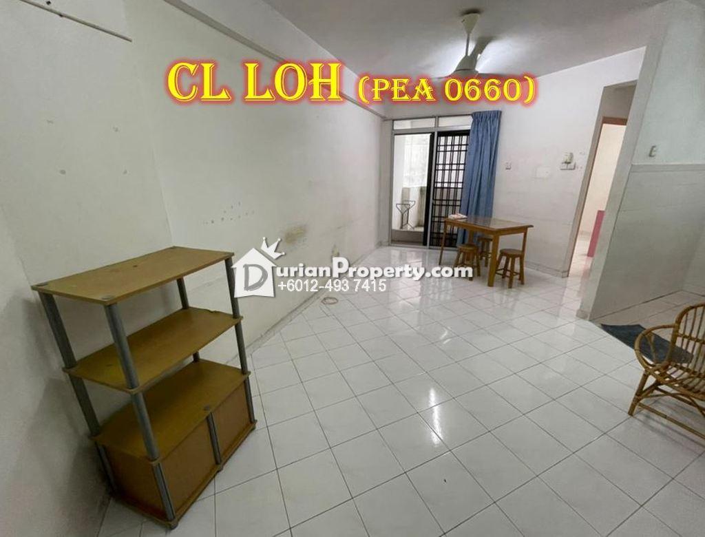 Apartment For Sale at Jade View, Bukit Gambier