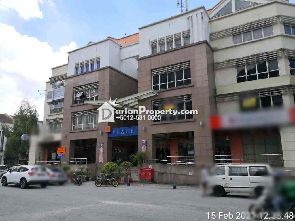 Office For Auction at Perdana The Place, Damansara Perdana
