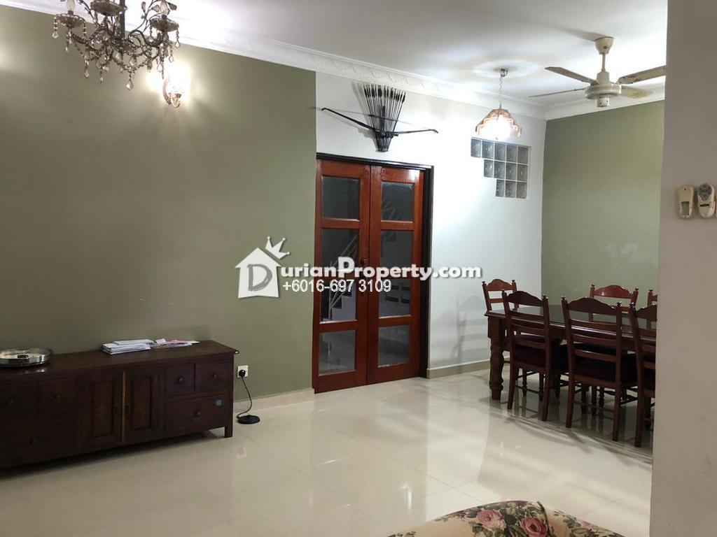 Terrace House For Sale at Taman Keramat, Kuala Lumpur