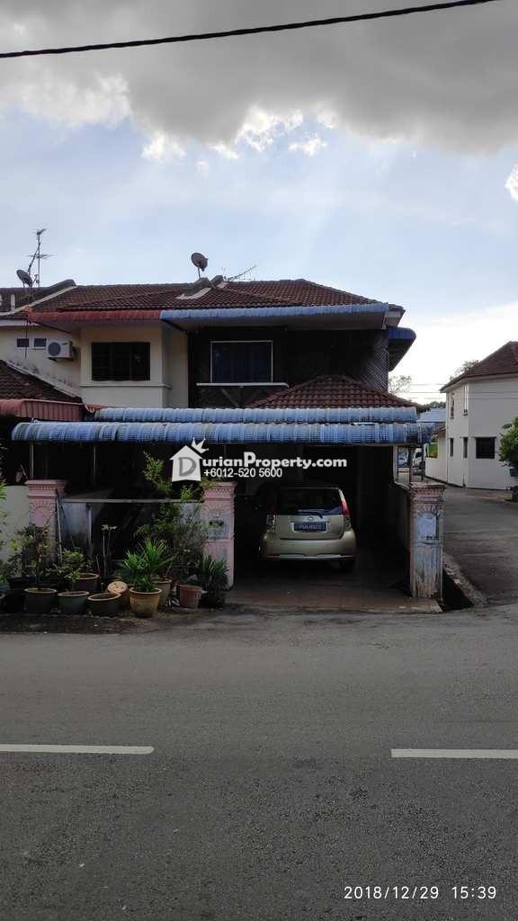 Terrace House For Auction at Taman Permata Indah, Bukit Mertajam