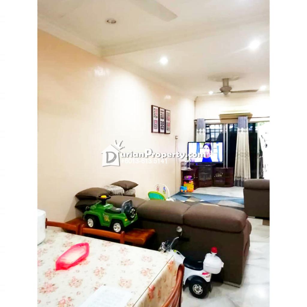 Terrace House For Sale at Taman Telok, Telok Panglima Garang