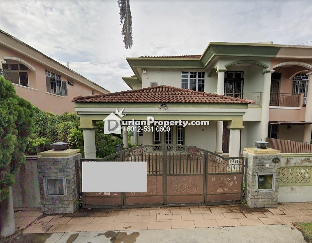 Semi D For Auction at Taman Ara Permai, Batu Berendam