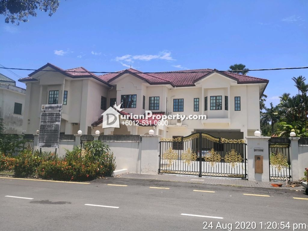 Bungalow House For Auction at SS7, Kelana Jaya