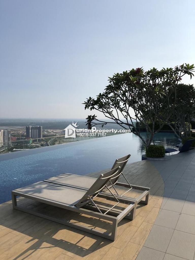 Serviced Residence For Sale at Solstice @ Pan'gaea, Cyberjaya