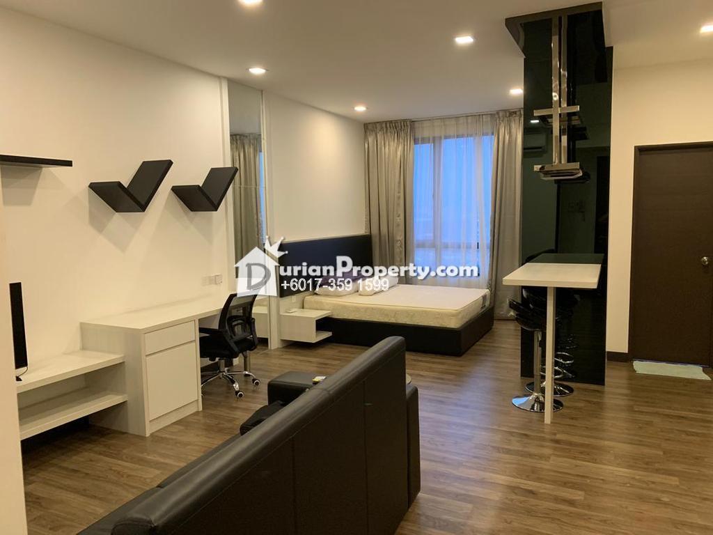 SOHO For Rent at Landmark Residences, Bandar Sungai Long