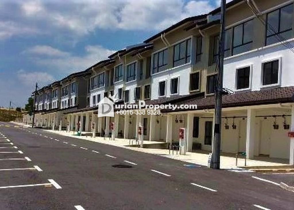 Townhouse For Rent at SL7, Bandar Sungai Long