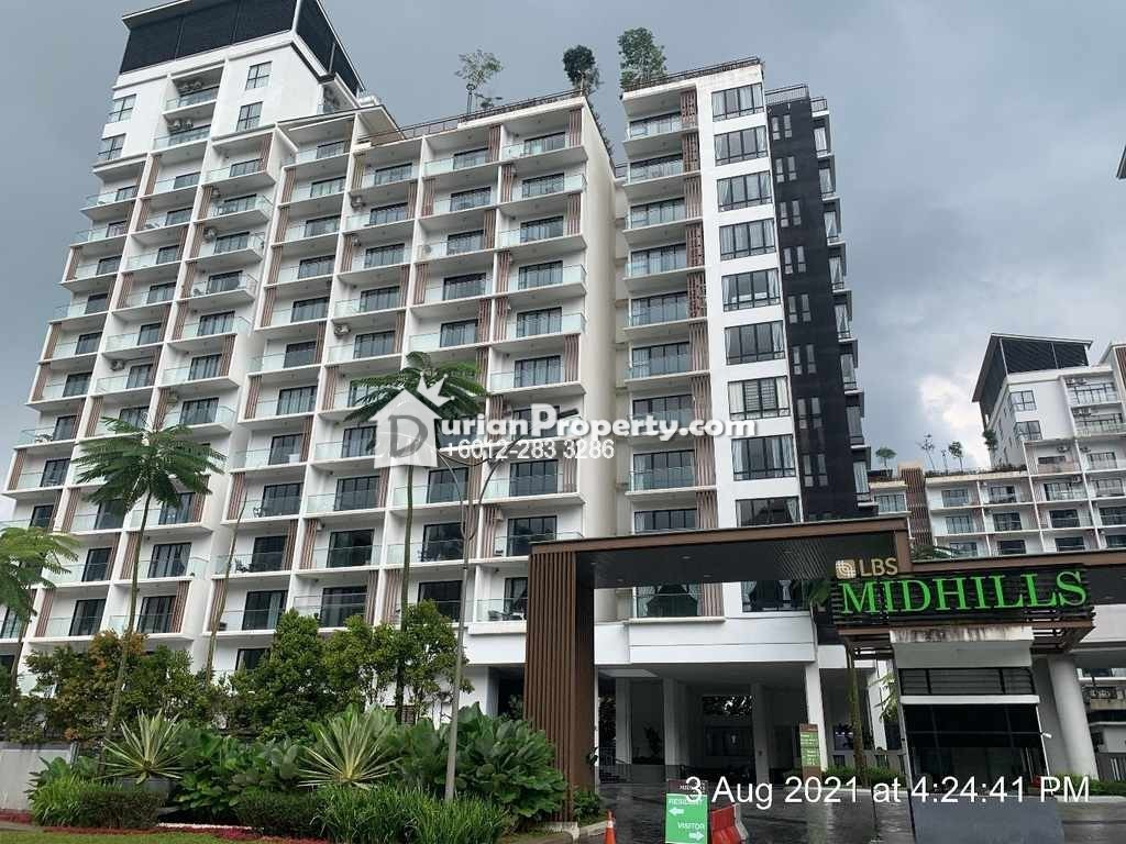 Apartment For Auction at Midhills, Genting Highlands
