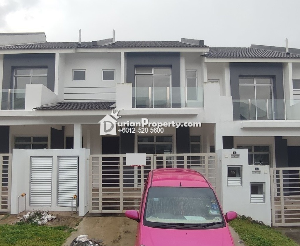Terrace House For Auction at Meridin East, Pasir Gudang