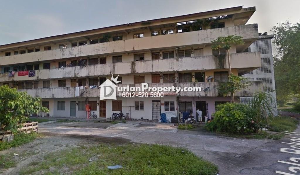 Flat For Auction at Taman Pertama, Ipoh