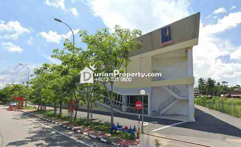 Terrace House For Auction at Masjid Tanah, Melaka