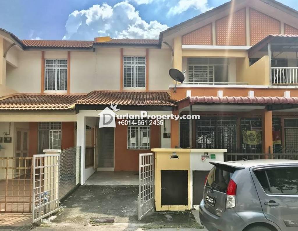 Townhouse For Sale at Seri Pristana, Sungai Buloh