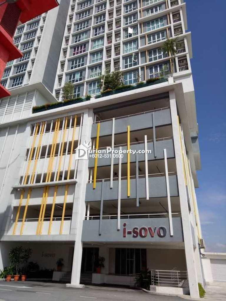 Office For Sale at I-SOVO, i-City