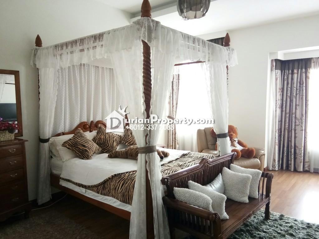Bungalow House For Sale at Kemuning Residence, Kemuning