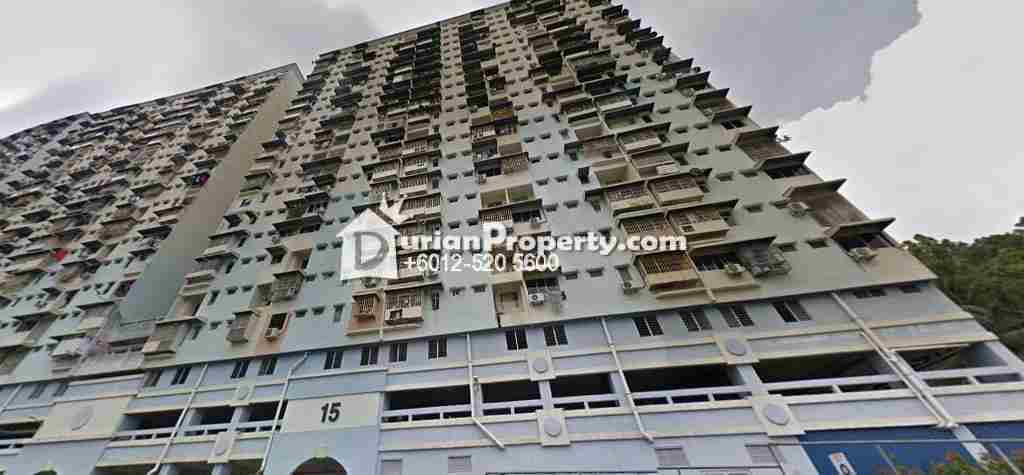 Apartment For Auction at Sri Impian Apartment, Farlim