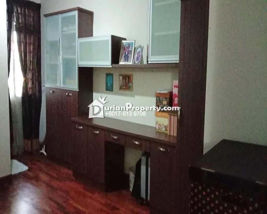 Terrace House For Rent at Ukiran, Alam Impian