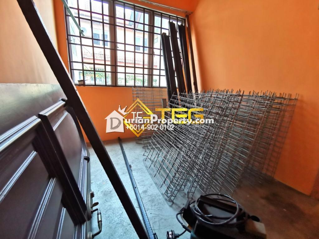 Terrace House For Sale at Taman Teluk Gedung Indah, Port Klang