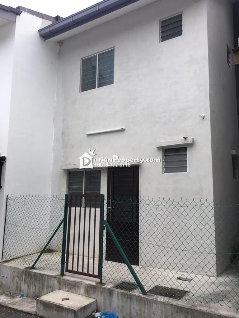 Terrace House For Sale at Taman Laman Indah, Skudai