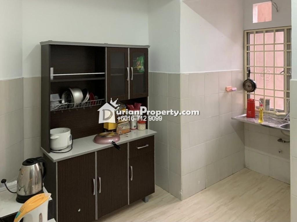 Condo Room for Rent at Angkasa Condominiums, Cheras