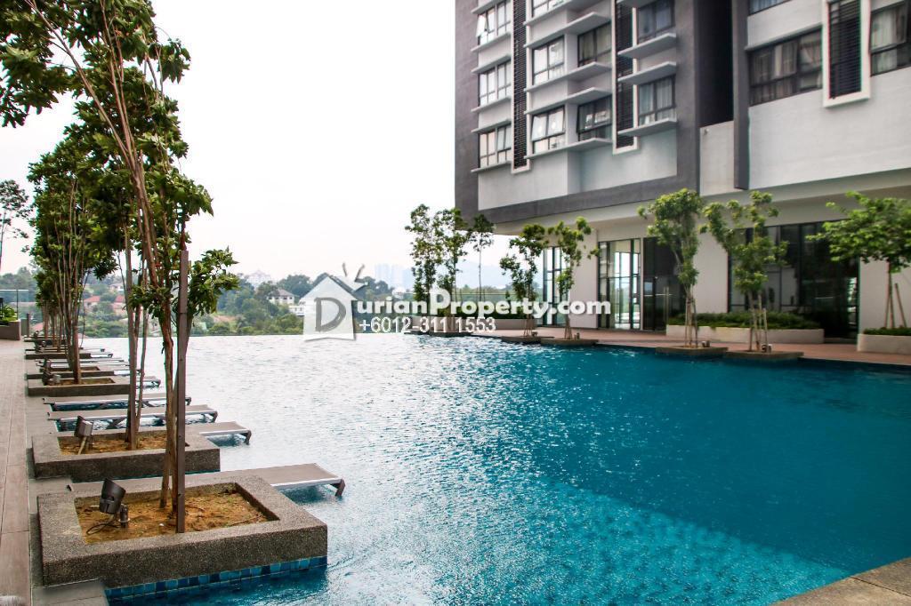 Condo Room for Rent at D'Sara Sentral, Sungai Buloh