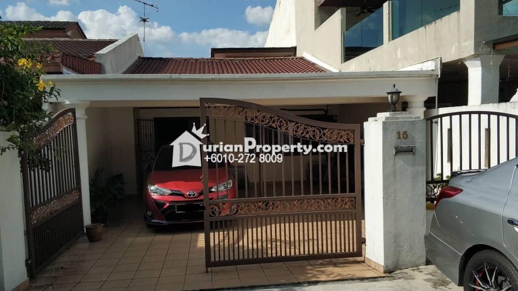 Terrace House Room for Rent at Lucky Garden, Bangsar