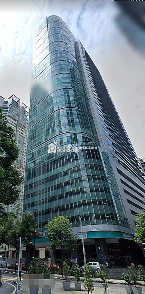 Office For Rent at Menara Prestige, KLCC