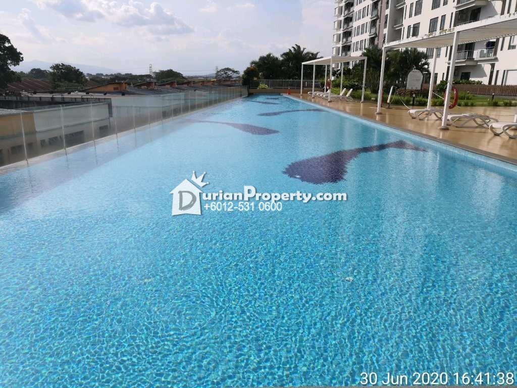 Apartment For Auction at D'Inspire Residence, Taman Nusa Bestari