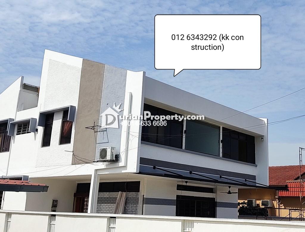 Bungalow House For Rent at Pj Old Town, Petaling Jaya