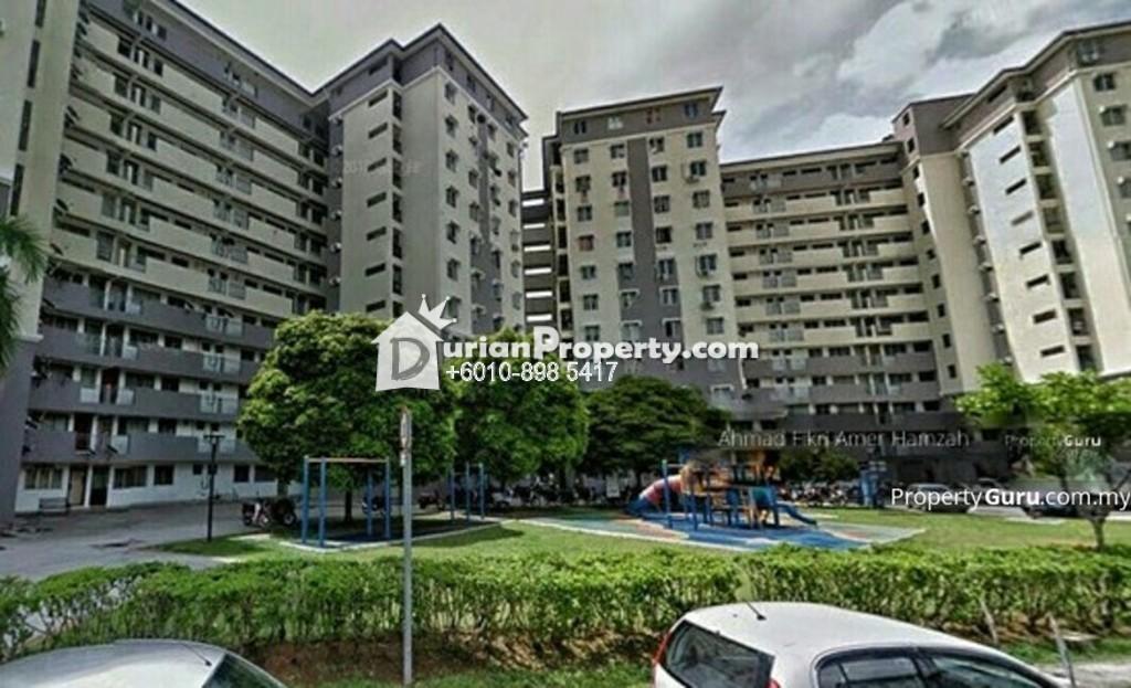 Flat For Rent at Precinct 9, Putrajaya