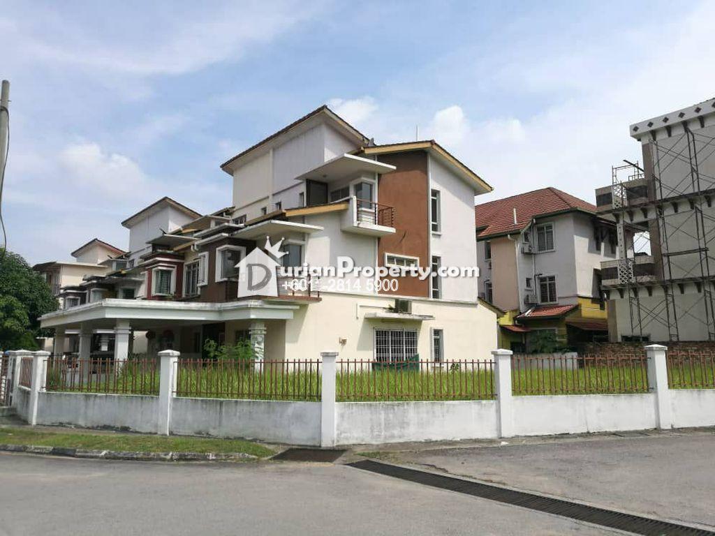 Semi D For Rent at KiPark Puchong, Puchong