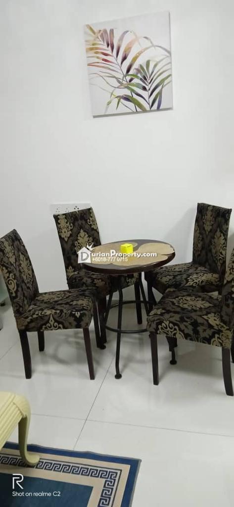 Condo For Rent at Country Garden Central Park, Taman Damansara Aliff