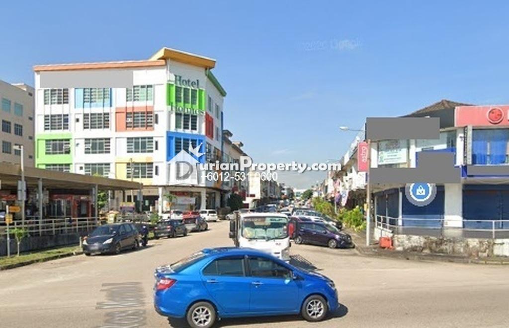 Shop Office For Auction at Taman Johor Jaya, Johor Bahru