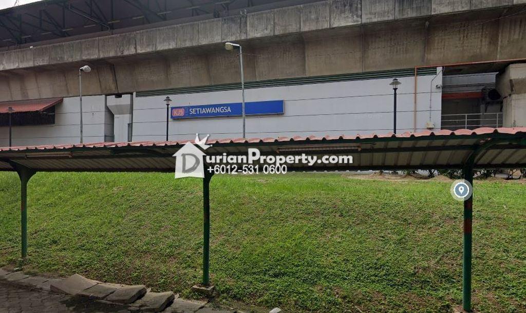 Condo For Auction at Seri Maya Condominium, Kuala Lumpur