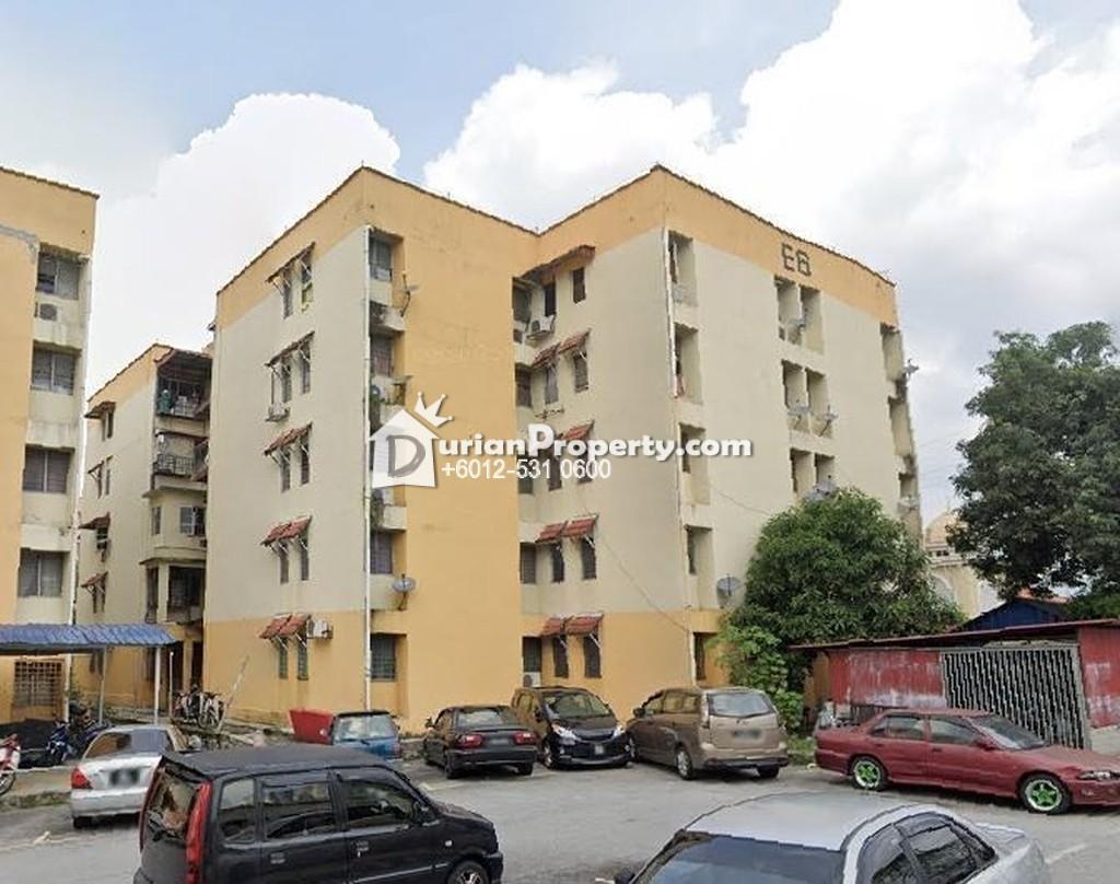 Apartment For Auction at Desa Pandan Apartment, Desa Pandan