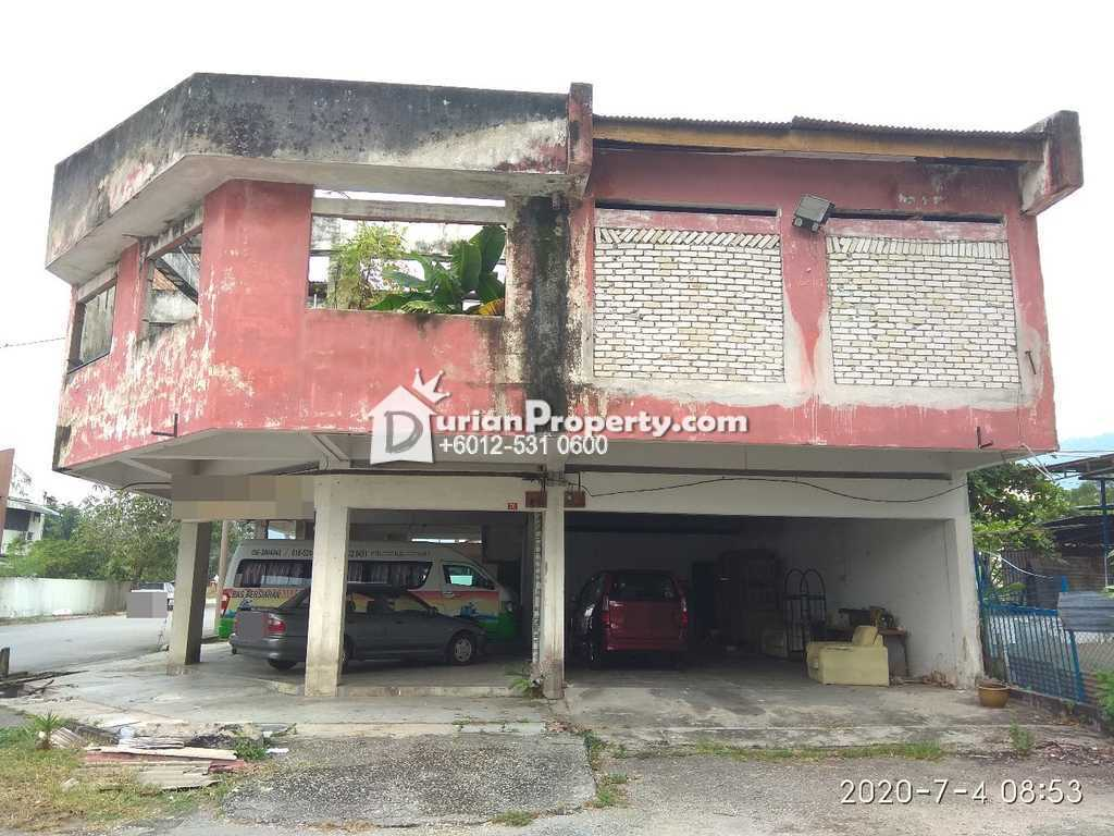 Shop Office For Auction at Ipoh, Perak
