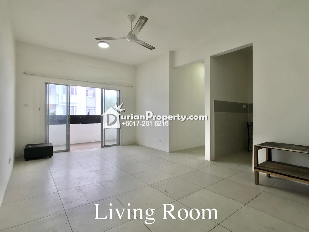 Apartment For Sale at Delta Heights, Penampang