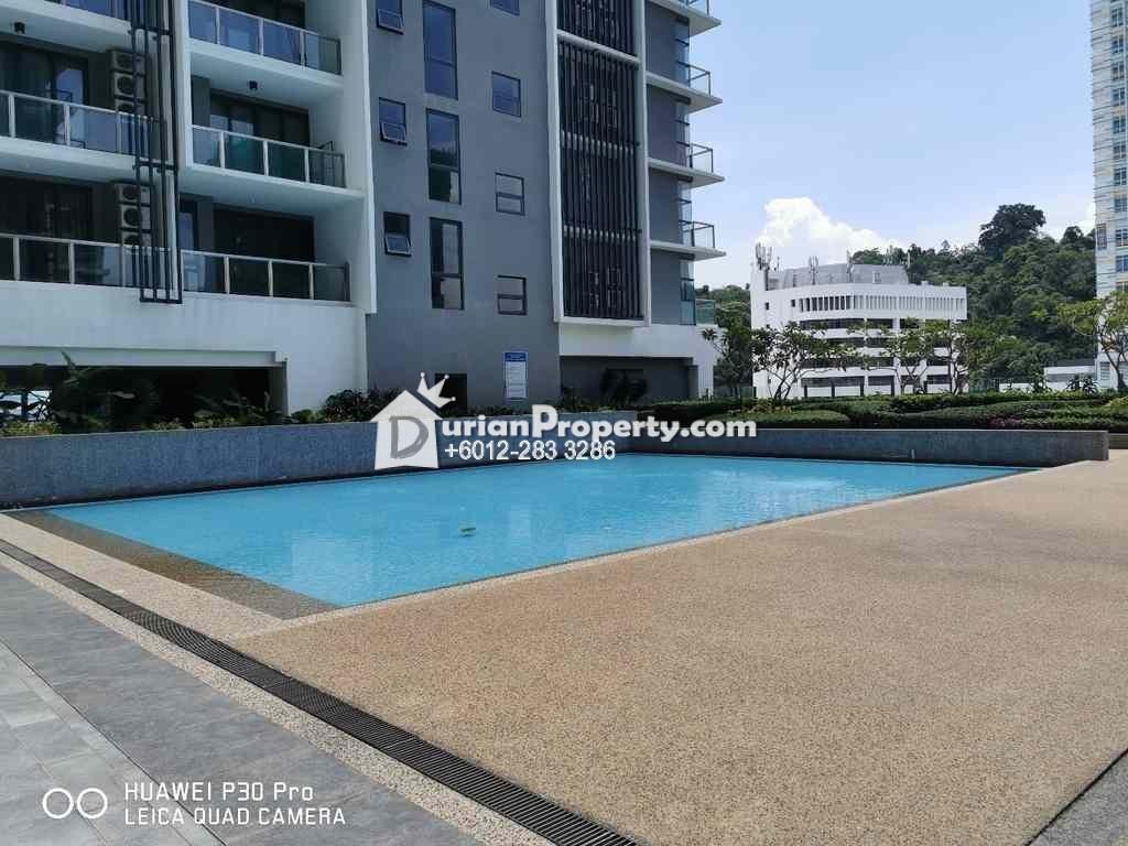 Condo For Auction at Jesselton Residences, Kota Kinabalu