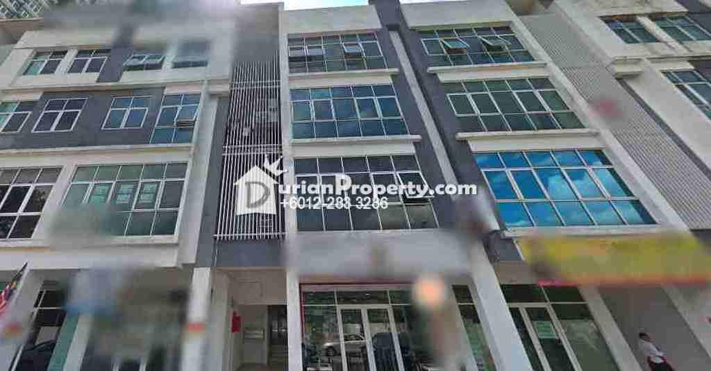 Office For Auction at Pusat Komersial @ Jalan Kuching, KL City Centre
