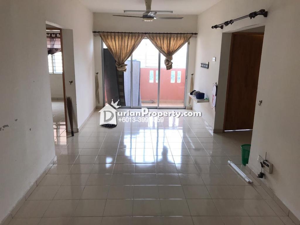Apartment For Sale at Laguna Biru, Rawang