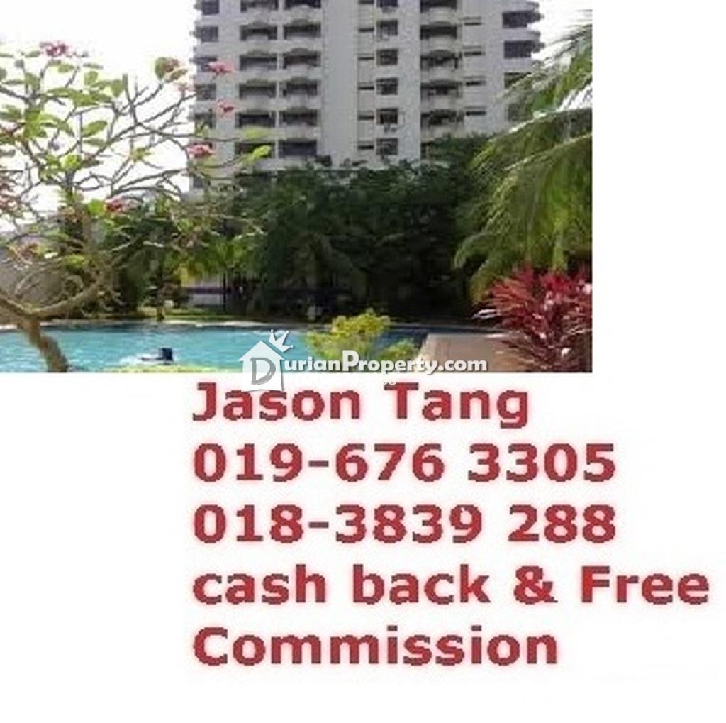 Apartment For Auction at Ferringhi Delima Condominium, Batu Ferringhi