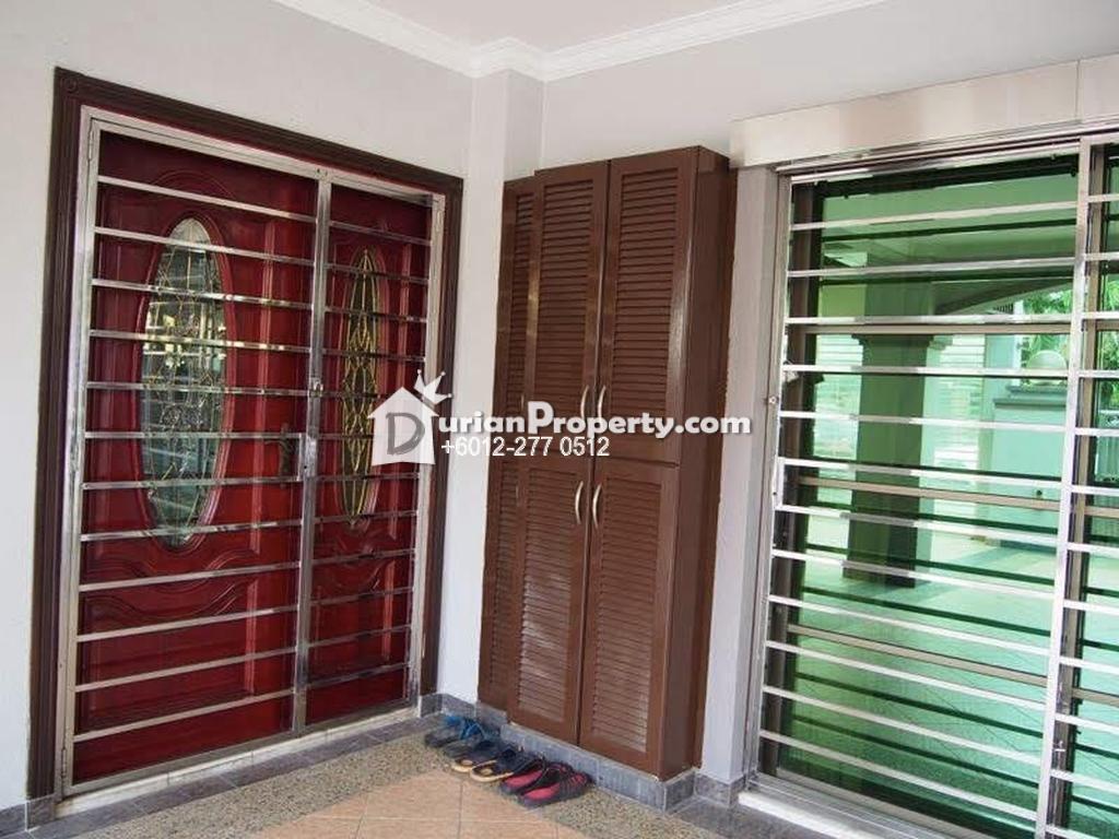 Semi D For Rent at Sri Ampang Mas, Ampang