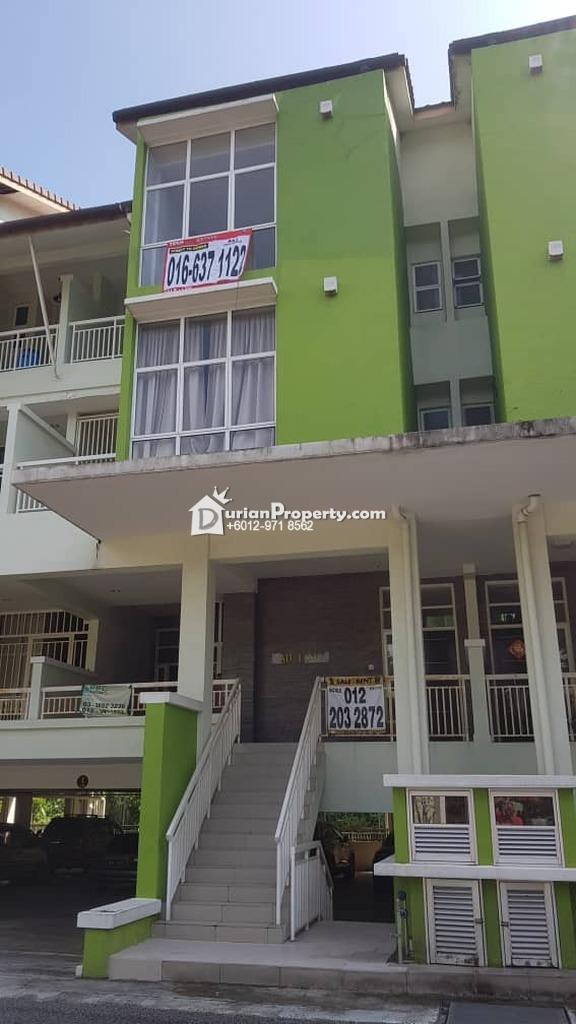 Townhouse For Sale at Mutiara Tropicana, Tropicana