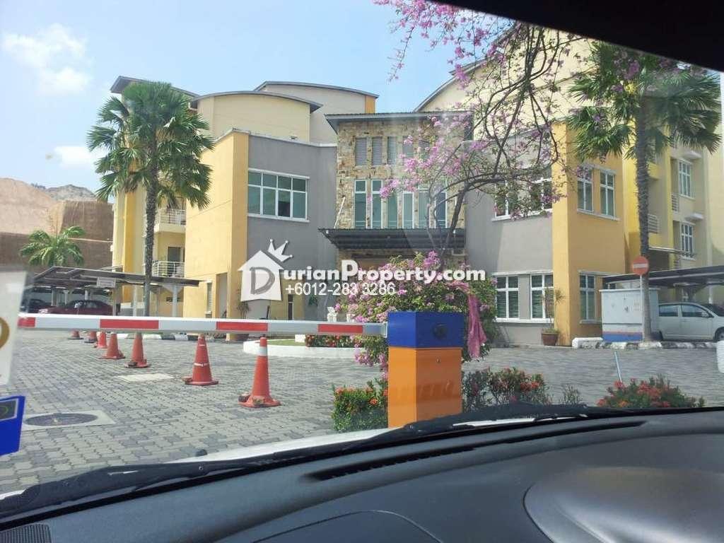 Apartment For Sale at Pangsapuri Bukit Beruang Permai, Melaka