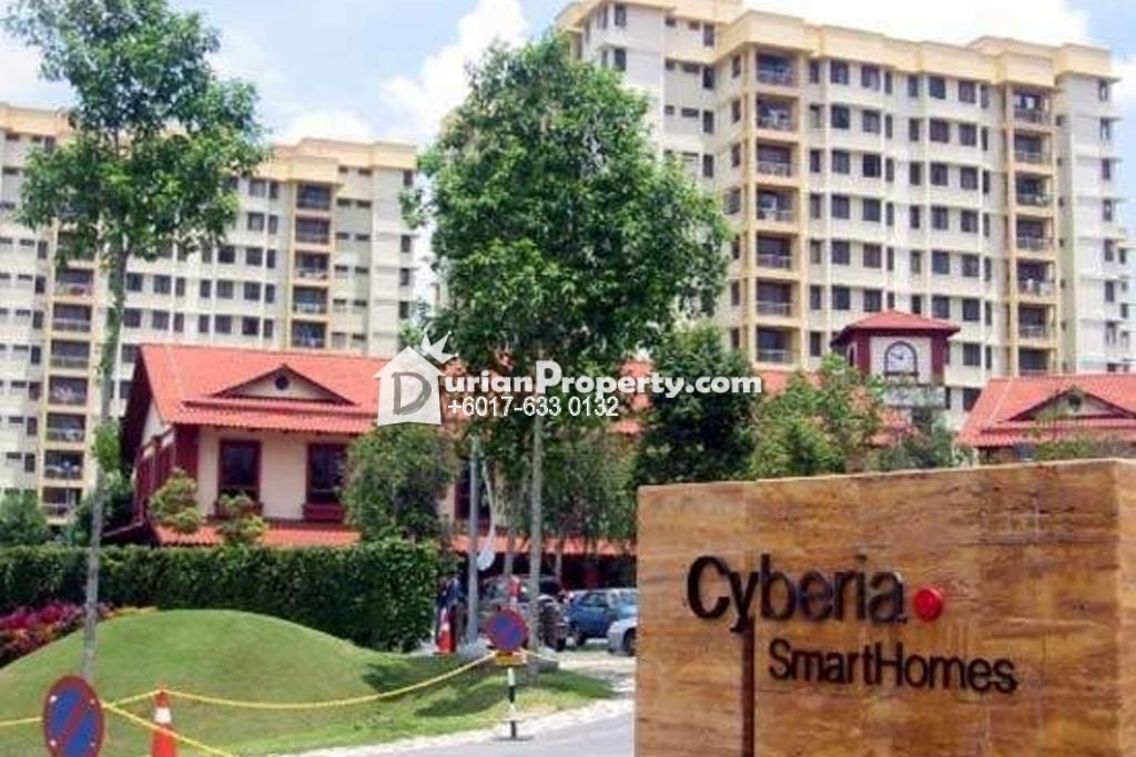 Condo For Sale at Cyberia SmartHomes, Cyberjaya