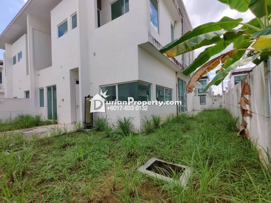 Semi D For Sale at Aspen Garden Residence, Cyberjaya