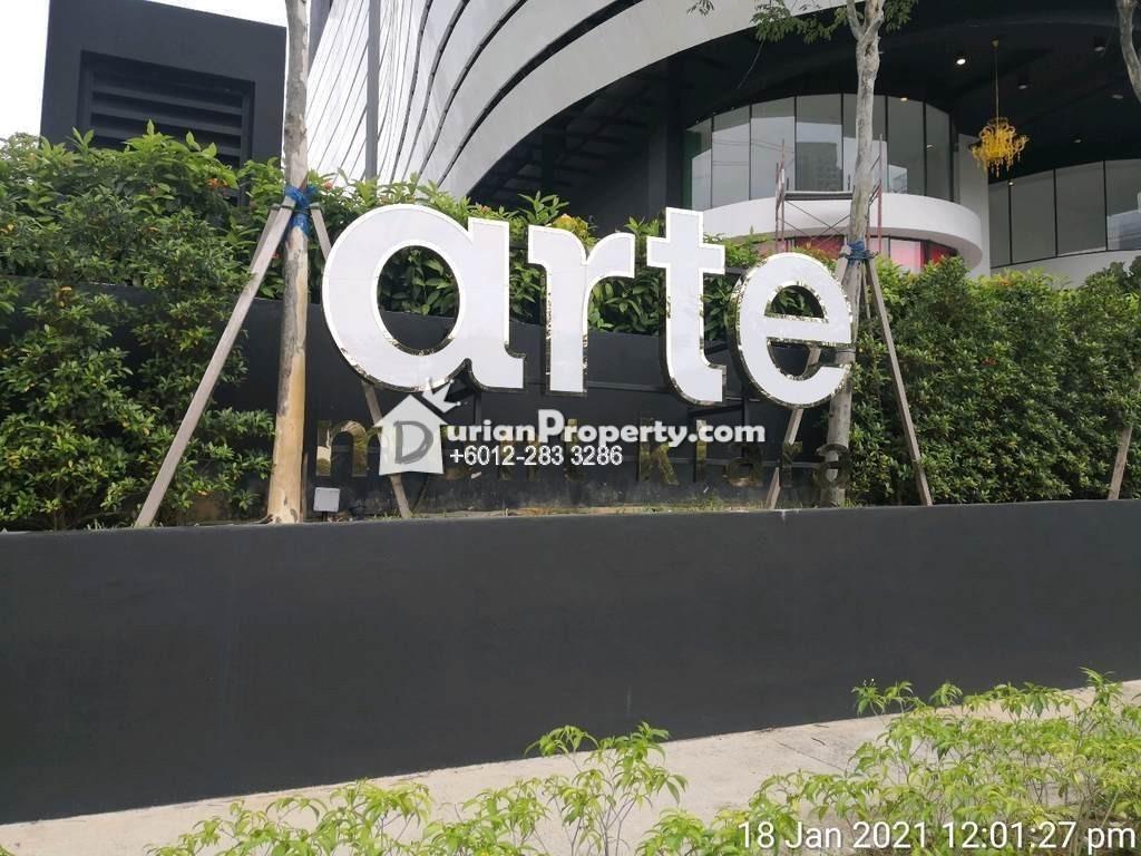 Apartment Duplex For Auction at Arte @ Mont Kiara, Mont Kiara